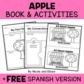 Apple Book Activities
