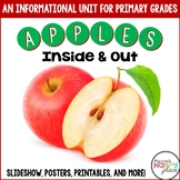 Apples Unit: PowerPoint and Printables, Non-Fiction
