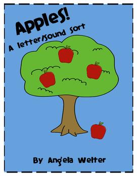 Apples - A Beginning Sounds Game