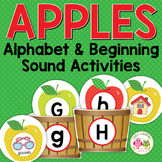 Apples: Apple ABC and Initial Sound Matching for Preshool