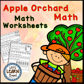 Apples, Math Worksheets, Apple Theme For Your Apples Unit,