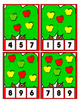 Apples Clip Card Clothes Pin Counting Printables ~ 0 to 20