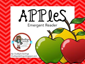 Apples Emergent Reader