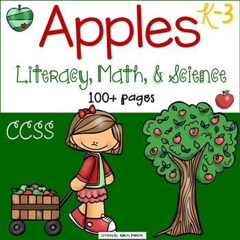 Apples Literacy, Math, and Science