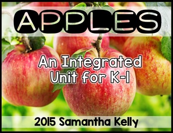 Thematic Apple Unit