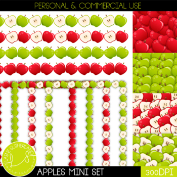 Apples Mini Set