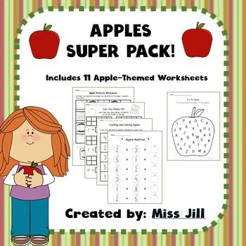Apples Pack!