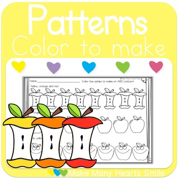 Apples Patterns