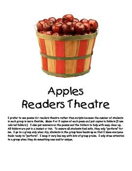 Apples Readers Theatre