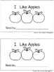 Apples Thematic Unit {Common Core Aligned}