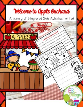Apple of my Eye {A Variety of Integrated-Skills Activities