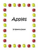 Apples Unit - Kindergarten