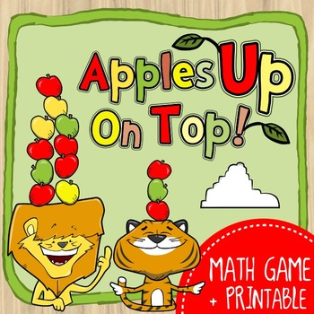 Apples Up On Top Math – Addition, Subtraction and Counting