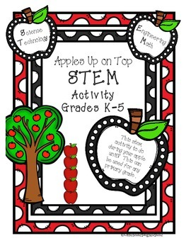 Apples Up on Top - Stem activity