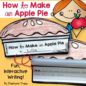 How to Writing Template: How to Make an Apple Pie