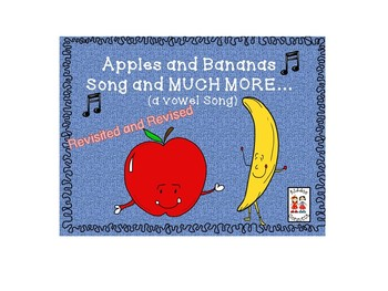 Apples and Bananas - A Song About Vowels with extension ac