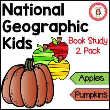Apples and Pumpkins Informational Book Club Packets