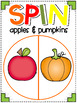 Apples and Pumpkins - Literacy and Math Activities