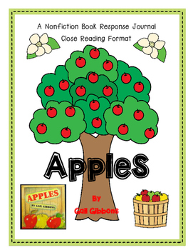 Apples by Gail Gibbons-A Nonfiction Book Response Journal,