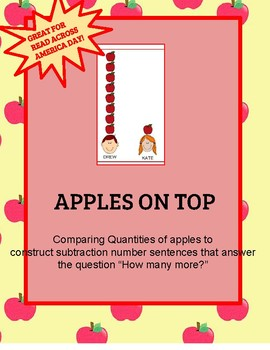 Apples on Top Comparing Quantities Dr. Seuss- Read Across