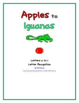 Apples to Iguanas