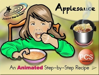 Applesauce - Animated Step-by-Step Recipe PCS