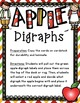Appletastic Math and Literacy Centers with Listening Cente