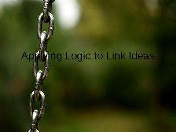 Applying Logic to Link Ideas
