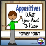 Appositives and Appositive Phrases PowerPoint