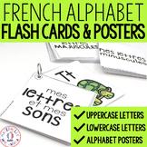 Apprenons les lettres et leurs sons - affiches et cartes é