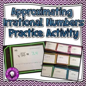 Approximating Irrational Numbers Activity with Targeted Fe