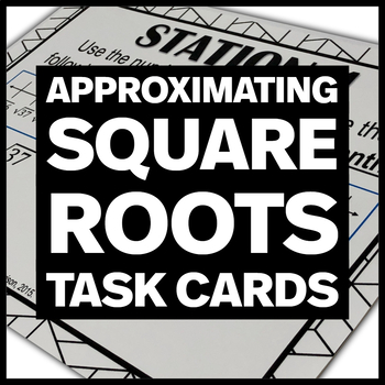 Approximating Square Roots to the Nearest Tenth with Numbe