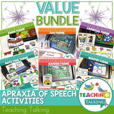 Apraxia Activities Value Bundle