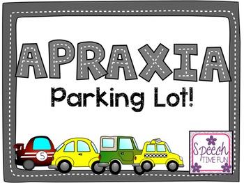 Apraxia Parking Lot