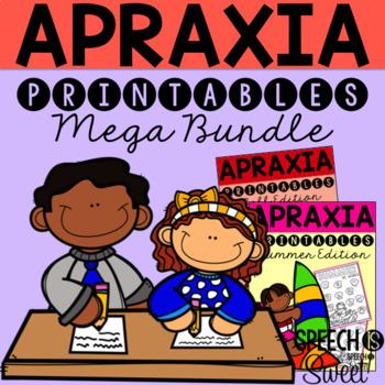Apraxia Printables {A Growing Bundle}