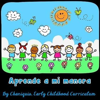 Aprende a mi manera (Música para la educación infantil ver