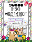 April 123 Write the Room