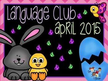 April 2015 Language Club