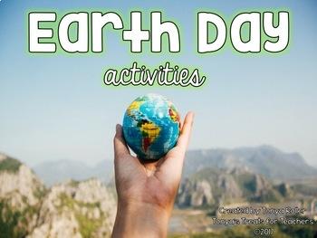 April 22nd=Earth Day Fun