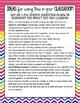 April 2nd Grade Reading Passages