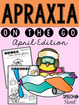April: Apraxia On the Go