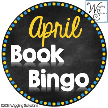 April Book Bingo