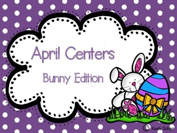 April Centers - Bunny Edition