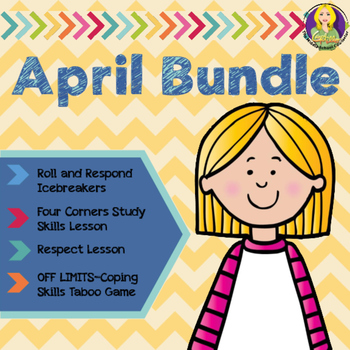 April Counseling Bundle
