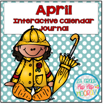 April Daily Calendar/Weather Activities...Math review and