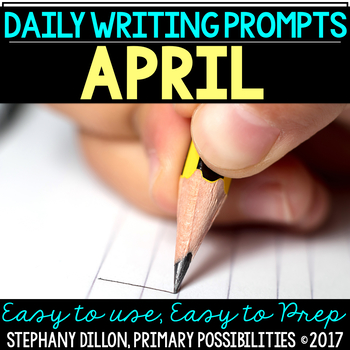 April Daily Writing Prompts