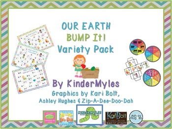 April - Earth Day Bump It Variety Pack