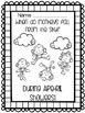 """April Easter Spring """"Just For Fun"""" Coloring Joke Book Printables"""