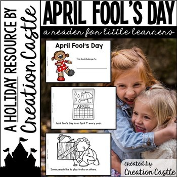 April Fool's Day Guided Reading Book and Joke Craft