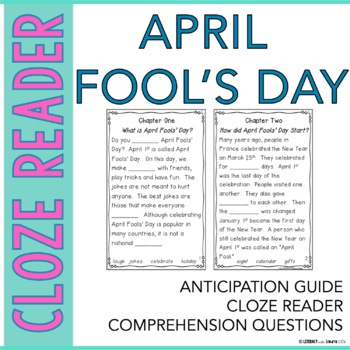 April Fools' Day Instant Reading Lesson